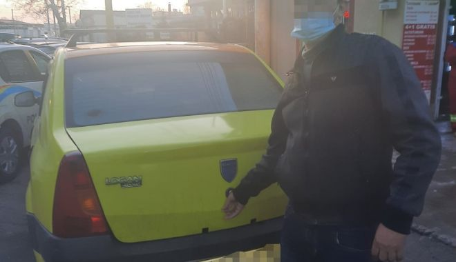 TAXI PIRAT pe străzile din Constanța. Sancționat drastic de Poliția Locală! - 22iantaxiprimarie-1611302995.jpg