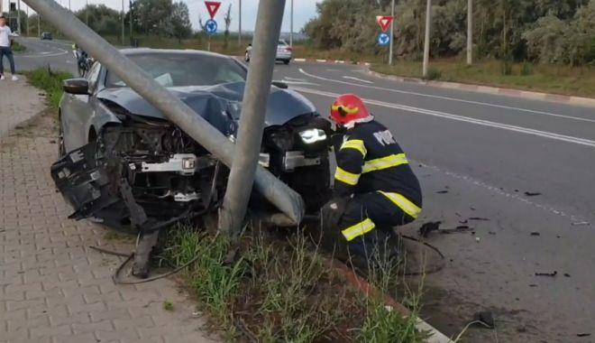 Foto: BMW Seria 8 DISTRUS ȘI ABANDONAT! Detalii din anchetă!