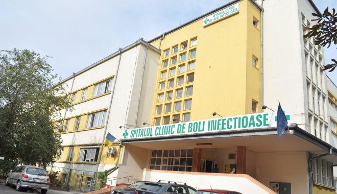Foto: ACCES LIMITAT în Spitalul de Boli Infecțioase Constanța!
