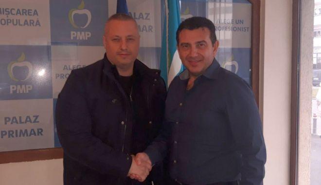"""Foto: Laurențiu Mironescu s-a înscris în PMP! """"Ne întărim echipa!"""""""