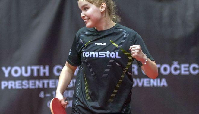Constănţeanca Elena Zaharia, imbatabilă în turneul WTT Youth Contender Otocec - 24164521942387033728518425211115-1631614532.jpg