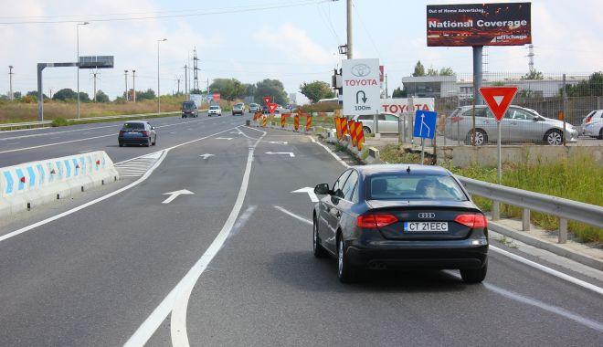 Foto: AUTOSTRADA A2 BUCUREȘTI – CONSTANȚA: TRAFIC ÎNGREUNAT SPRE LITORAL