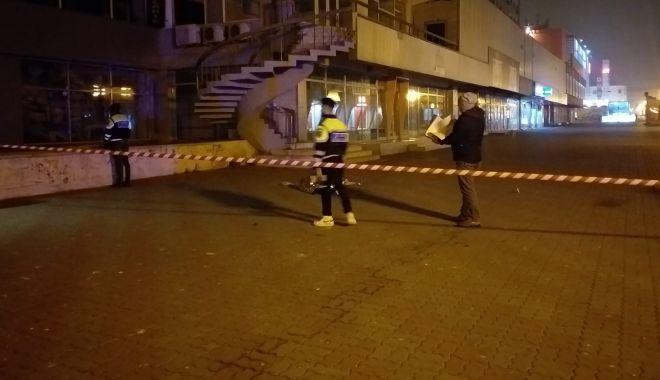 Foto: Tânărul care s-a aruncat de la etaj, în centrul Constanței, era consumator de DROGURI!