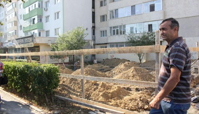 Foto: Distrugerea Constanței continuă: Dezastrul de pe strada Tulcei