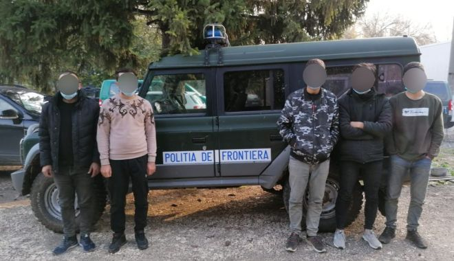 Cinci irakieni depistați de polițiștii de frontieră constănțeni - 29octmigrantiirakienisursagardad-1603964056.jpg