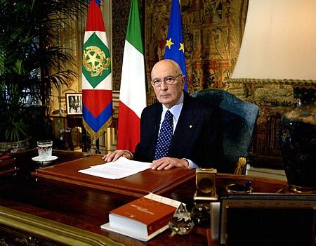 Foto: Președintele Italiei vine, joi, în România