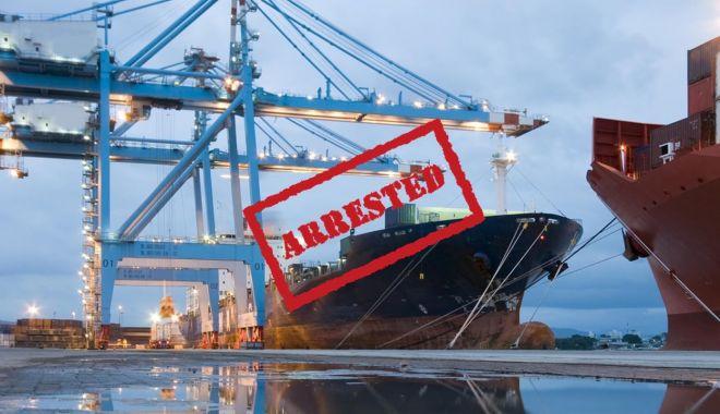 Foto: 32 de nave au primit interdicție, în 2018, în porturile Paris Memorandum