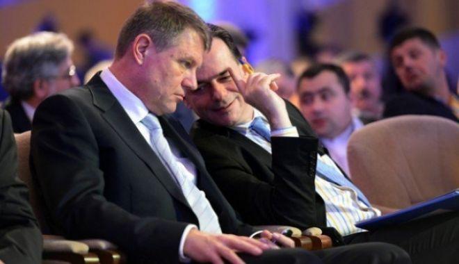 Foto: Iohannis, întâlnire la Cotroceni cu Orban, Cîțu și Aurescu