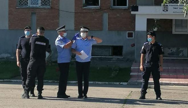 Jandarmi avansați în grad, la Constanța - 3augustjandarmiavansati2-1596440803.jpg