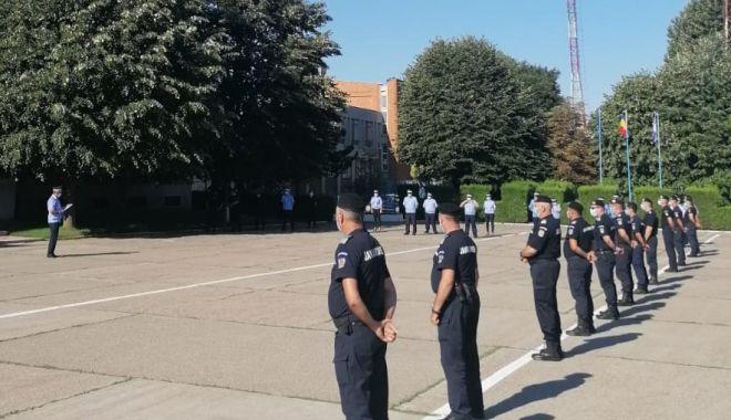Jandarmi avansați în grad, la Constanța - 3augustjandarmiavansati3-1596441106.jpg