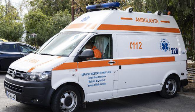 Foto: Angajații Ambulanței Olt dau în judecată instituția, după ce s-au infectat cu coronavirus