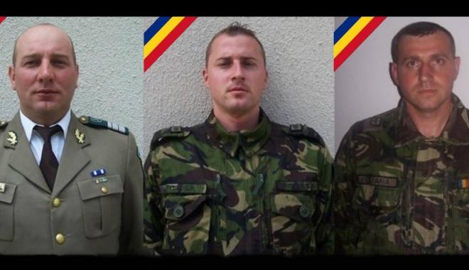 Foto: Un adevăr crud și o întrebare fără răspuns: Cine răspunde de viețile militarilor?