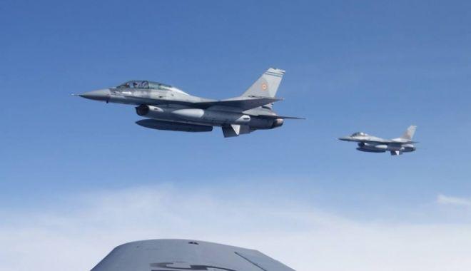 Foto: Ministerul Apărării va cumpăra încă cinci avioane F16