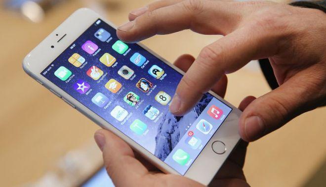 Foto: Vești bune pentru posesorii de telefane mobile tip Iphone