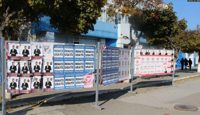 Foto: În Republica Moldova se desfășoară al doilea tur al alegerilor locale