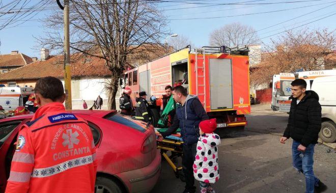 Galerie foto. Accident rutier la Constanța. Victima este o femeie - 48275759538113379985329575924587-1544696267.jpg