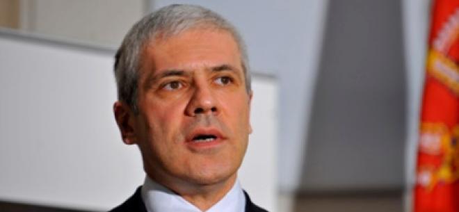 Foto: Președintele Serbiei, Boris Tadici, și-a anunțat demisia