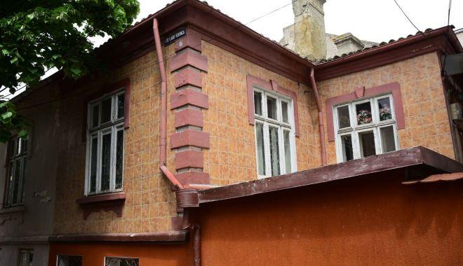 Foto: RAEDPP continuă reabilitarea clădirilor. Imobil din centrul Constanței, renovat