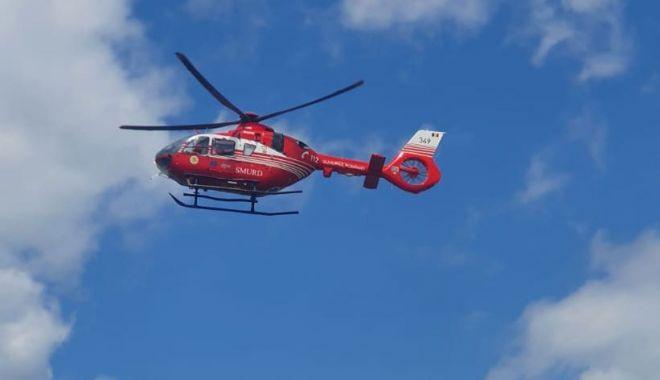 ALERTĂ! Un bărbat a dispărut în Dunăre, este căutat de scafandrii de la ISU Dobrogea - 4maiinecatharsovaelicopter-1620126172.jpg