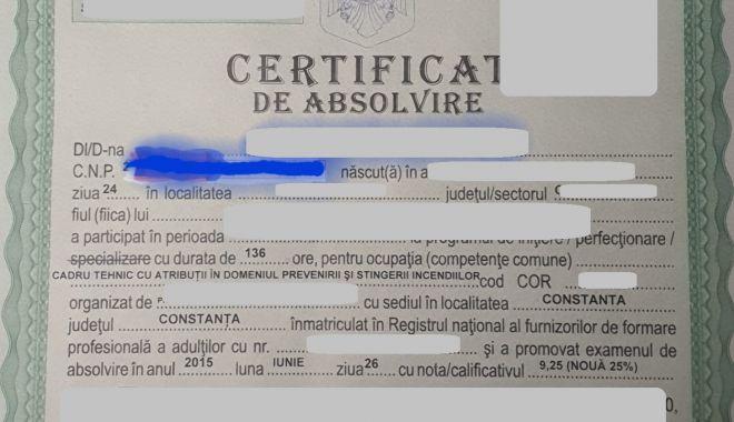 MAFIA DIPLOMELOR, LA CONSTANȚA! Percheziții în 34 de județe și București - 4martperchezitiidiplome5-1614852443.jpg