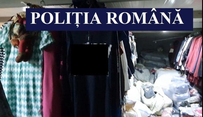 DESCINDERE la un ANGRO din Constanța. Poliția a confiscat haine de 56.000 de lei - 4marttransporturihaine1-1614849332.jpg