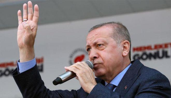 """Foto: Erdogan: """"Atentatul din Noua Zeelandă a vizat de fapt Turcia"""""""