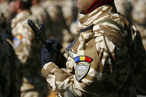 Foto: Un militar de la baza militara Mihail Kogălniceanu s-a sinucis din dragoste
