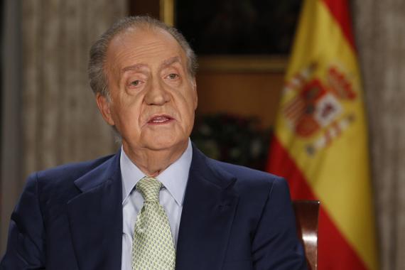 Foto: REGELE SPANIEI ABDICĂ. Prințul Felipe va prelua tronul