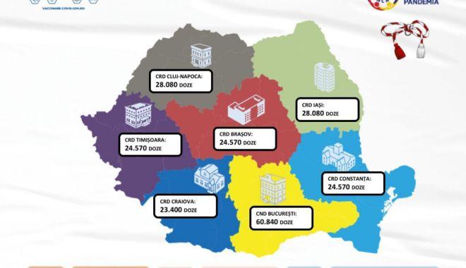 O nouă tranșă de vaccin Pfizer BioNTech sosește mâine în România - 539c2a70c15c478ca9d582e6f5aef9d3-1614517256.jpg