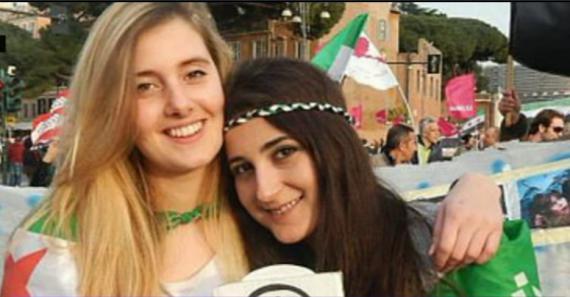 Foto: Două tinere din Italia sunt ostatice în Siria