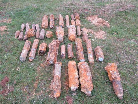 Bombe, proiectile, grenade și cartușe din Primul Război Mondial, descoperite cu detectoarele de metale - 56821027978930606504707432412090-1561913998.jpg
