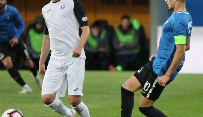 Foto: Măsuri de ordine publică, la meciul de fotbal dintre FC Viitorul –Astra Giurgiu