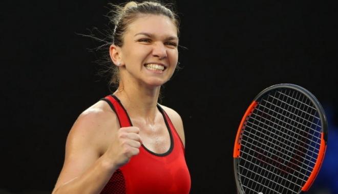 Foto: Simona Halep, primele declarații după calificarea în finala Australian Open: Tremur!