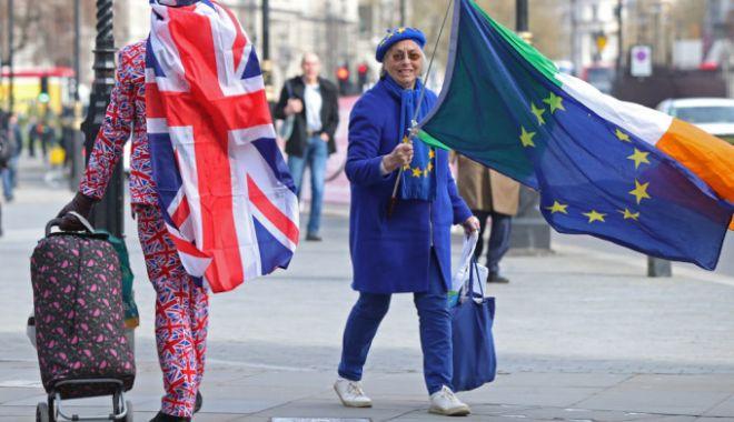Foto: BREXIT. Ce trebuie să știe românii aflați în Marea Britanie