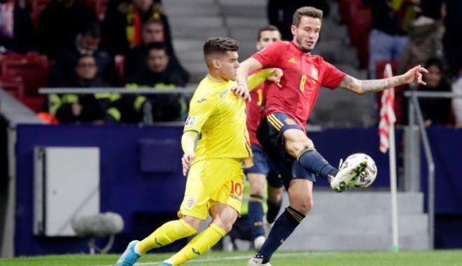 Naționala de fotbal a României, înfrângere drastică în meciul cu Spania - 62093121-1574114805.jpg