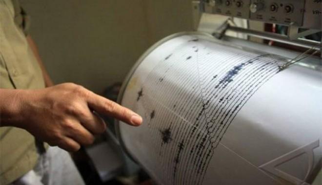 Foto: Cutremur de 3,9 grade în Marea Neagră