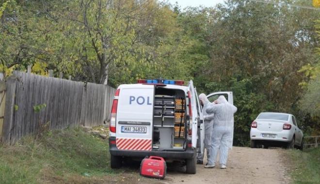 Foto: CRIMĂ SUSPECTĂ SAU SINUCIDERE? Polițist găsit împușcat în cap, în toaletă
