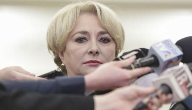 Foto: Dăncilă, despre Vâlcov: Nu am abandonat niciodată un membru al echipei mele care trece printr-un moment dificil