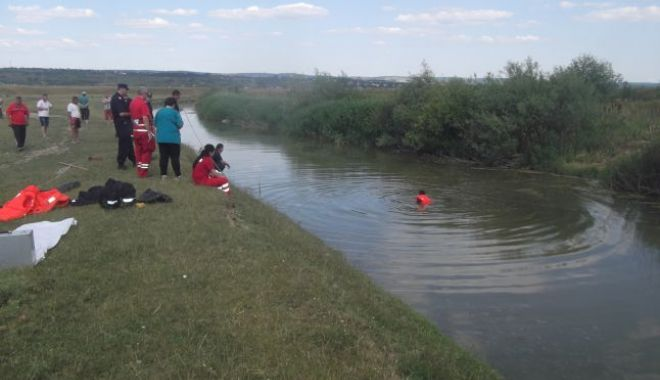 Foto: Primul suspect în cazul fetiței ucise în urmă cu o lună, găsit mort într-un râu