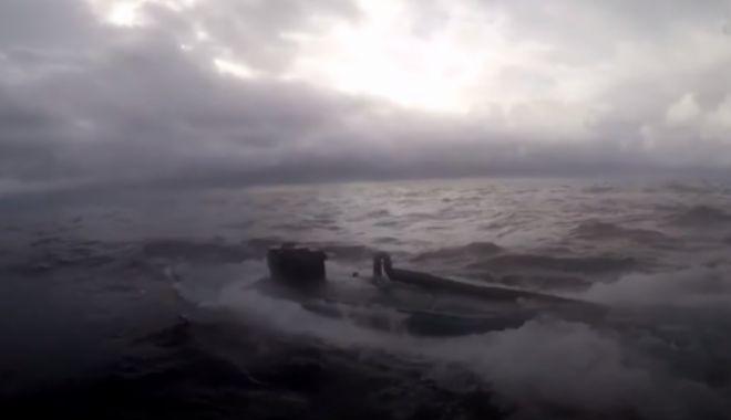 Foto: Garda de coastă a capturat un submarin care transporta cocaină în valoare de 232 de milioane de dolari