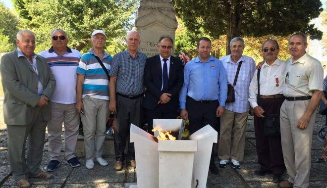 Foto: Eveniment important pentru militarii veterani din Constanța