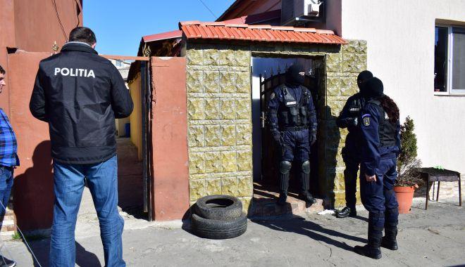 Foto: PERCHEZIȚIE în Constanța. Dealer de cannabis, reținut de polițiști!