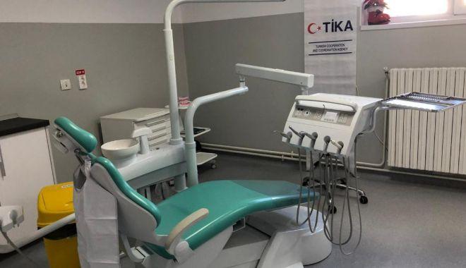 """Foto: Cabinet stomatologic, înființat la Centrul de plasament """"Traian"""""""