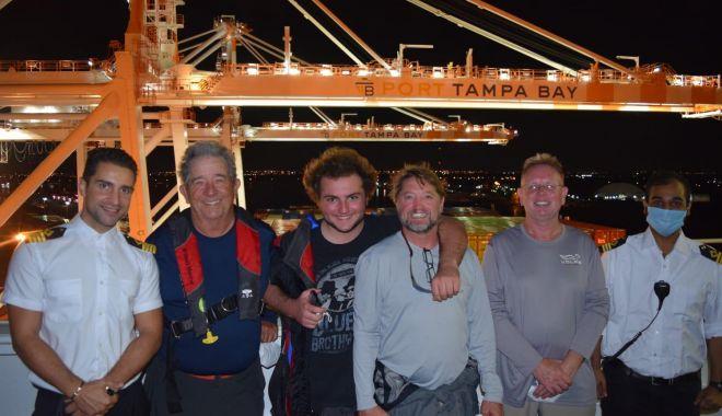 """Comandant de navă decorat cu Ordinul """"Virtutea Maritimă"""", pentru salvarea a patru vieți, de pe un velier, în Golful Mexic - 722b25c18d174b9395a3e63405bab5f3-1623405414.jpg"""