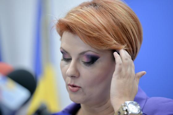 Lia Olguța Vasilescu a anunțat că salariul minim ar putea crește de la 1 noiembrie - 7466409mediafaxfotoalexandrudobr-1540044277.jpg