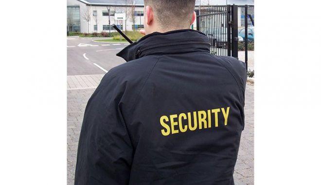 Foto: Se caută agenți de securitate!