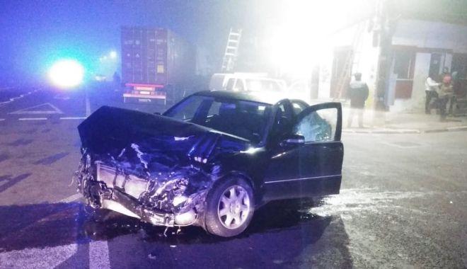 Grav accident rutier la Constanța! Un șofer fără permis a făcut ravagii, sub privirea polițiștilor - 78624138995969414110204499866299-1576050272.jpg