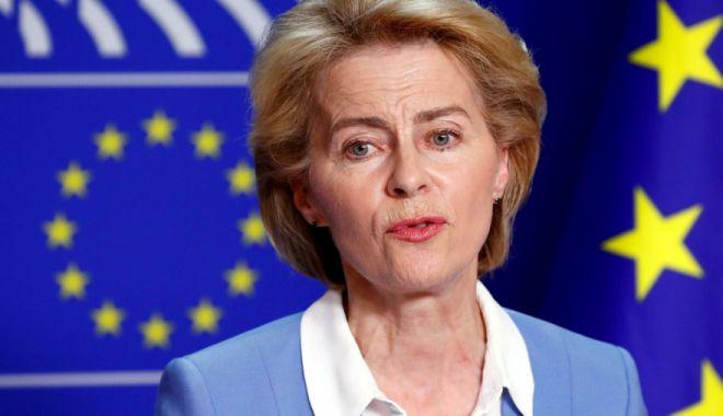 Președinta Comisiei Europene va prezenta miercuri