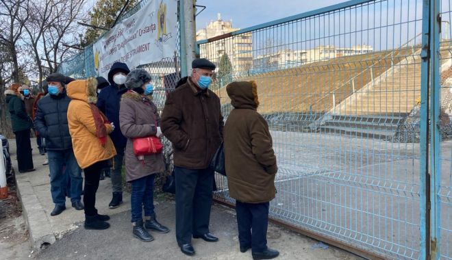 GALERIE FOTO / A început vaccinarea vârstnicilor, la Constanţa - 80544e3bbec8421f8f8b7bc3eb19e0bc-1610964598.jpg