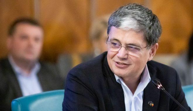 Foto: Marcel Boloș: Marile proiecte care se află în implementare vor trece în perioada următoare de programare